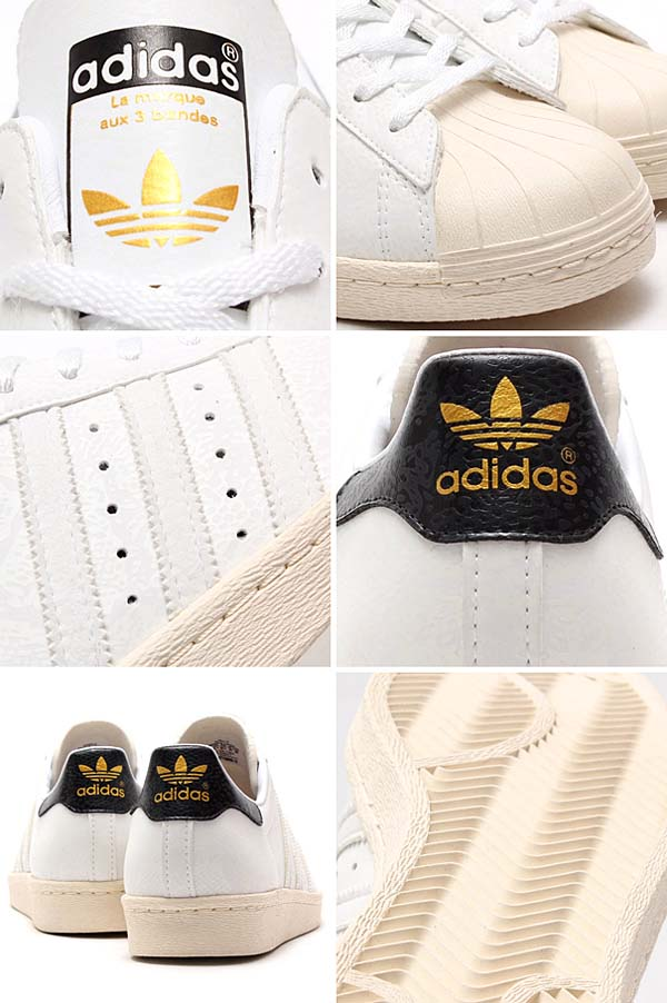 adidas Originals for atmos SS 80s G-SNK 7 [RUNNING WHITE/RUNNING WHITE/LIGHT BONE] M25977 写真3