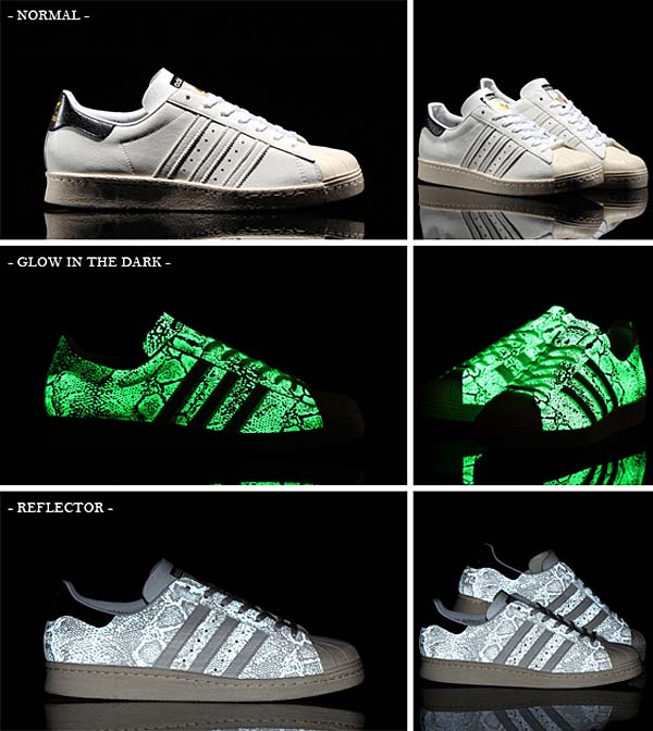 adidas Originals for atmos SS 80s G-SNK 7 [RUNNING WHITE/RUNNING WHITE/LIGHT BONE] M25977 写真4