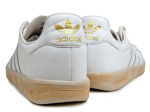 adidas GRAND PRIX [RNWH/RNWH/BLISS] Q20445 写真1