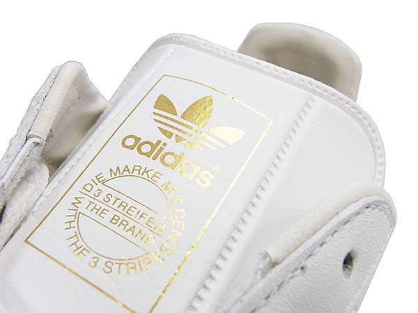 adidas GRAND PRIX [RNWH/RNWH/BLISS] Q20445 写真2