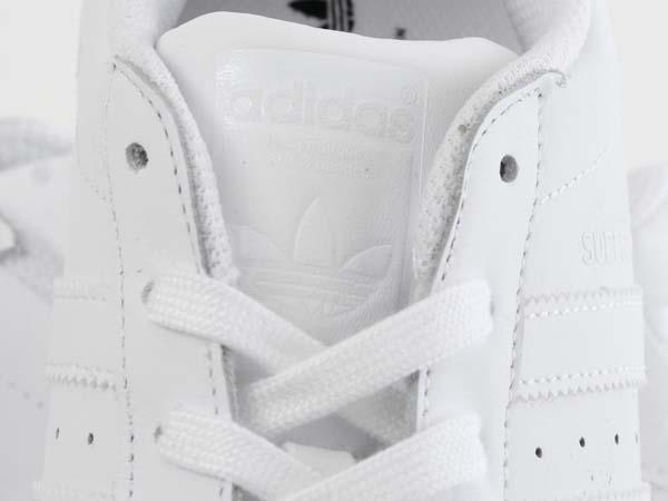adidas SUPERSTAR W [FTWHT / FTWHT / FTWHT] S85139
