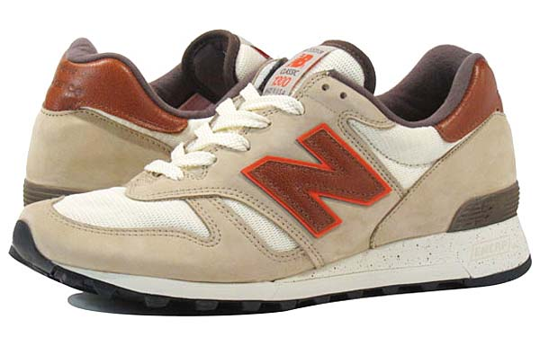 new balance M1300 GB [WHITE/SAND/RED] M1300