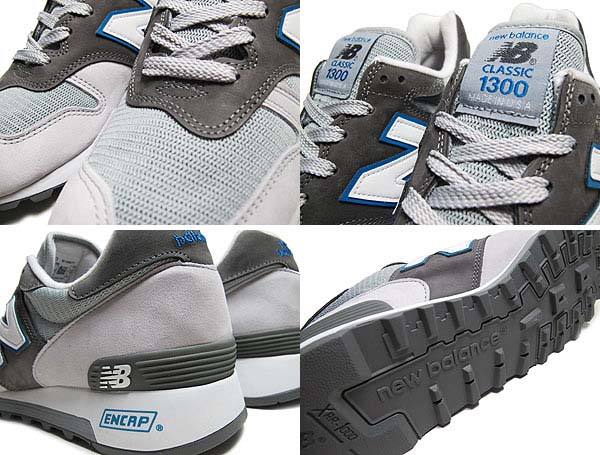 new balance M1300TT [GREY/BLUE] M1300 TT 写真2