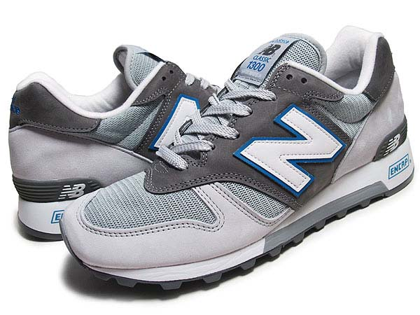 new balance M1300TT [GREY/BLUE]