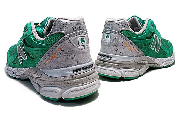 new balance M990 BA3 BOSTON MARATHON ST.PATRICKS DAY M990 BA3 写真1