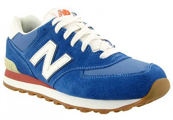 new balance ML574 CBL Vintage Pack [BLUE] ML574