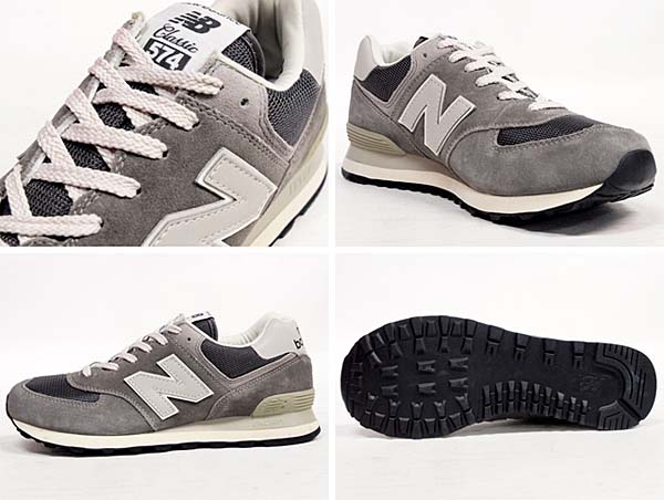 new balance ML574 DDA [GRAY] ML574 DDA 写真2