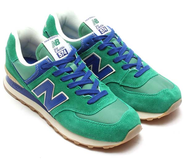 new balance ML574 VGR [GREEN/BLUE] ML574
