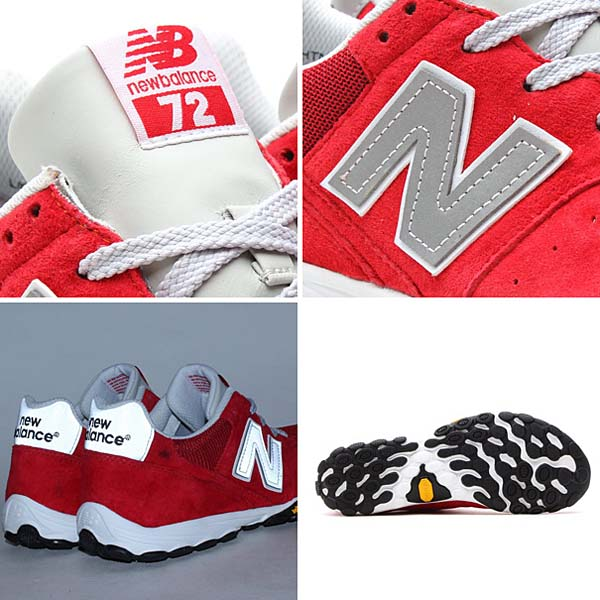 new balance ML72 AC [CRIMSON] ML72 AC 写真2