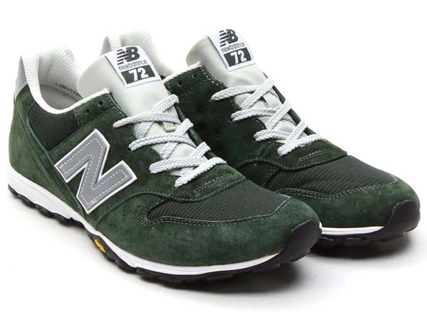 new balance ML72 AM [MOUNTAIN GREEN] ML72 AM 写真1
