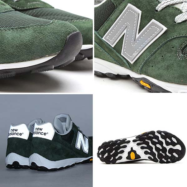 new balance ML72 AM [MOUNTAIN GREEN] ML72 AM 写真2
