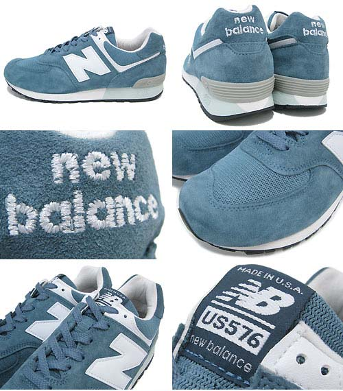 new balance x NORDSTROM US576 ND3 [Blue] US576