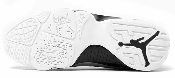 NIKE AIR JORDAN RETRO 9 BIRMINGHAM BARONS [WHITE/BLACK/WOLF GRAY] 302370-106