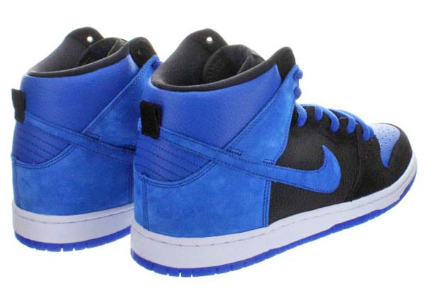 NIKE DUNK HIGH PRO SB J Pack [BLACK/BLACK-GAME ROYAL] 305050-018
