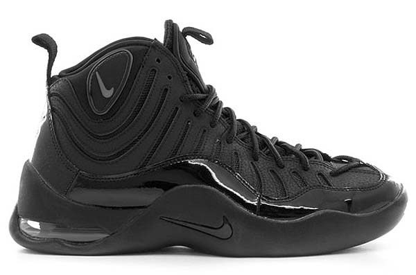 NIKE AIR BAKIN' Blackout [BLACK/BLACK-DARK GREY] 316383-020