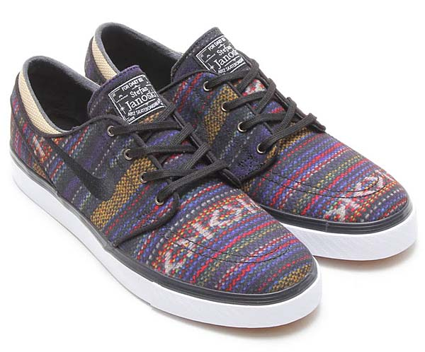 NIKE ZOOM STEFAN JANOSKI PRM HACKY SACK [MULTI-COLOR/BLACK-WHITE] 375361-901