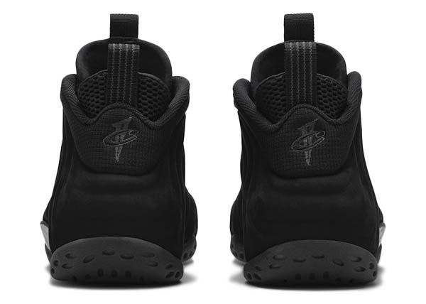 NIKE AIR FOAMPOSITE ONE PRM [BLACK / ANTHRACITE] 575420-006