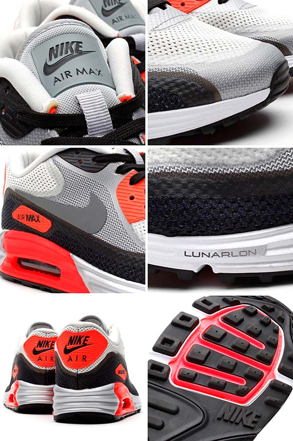 brand new ef3dc ffb83 ... good nike air max 90 lunar c3.0 white cool grey black 79ea3 08b86