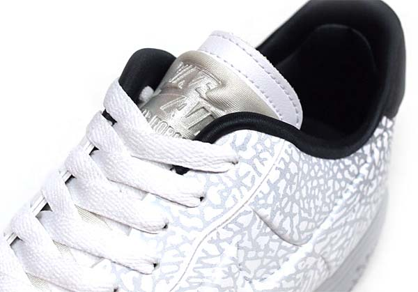 NIKE LUNAR FORCE 1 LUX VT LOW [WHITE] 644919-100