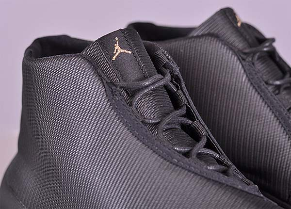 NIKE AIR JORDAN FUTURE [BLACK / BLACK - CLEAR] 656503-011