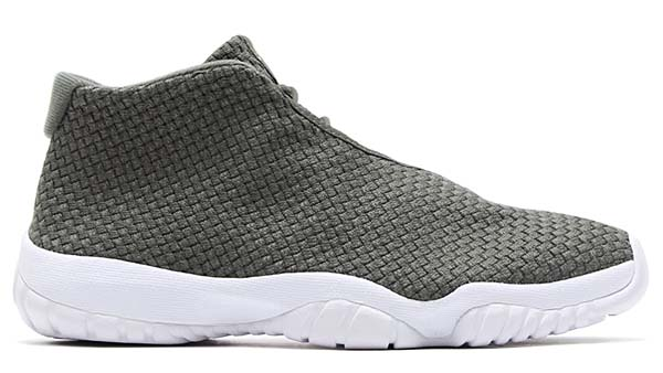 NIKE AIR JORDAN FUTURE [IRON GREEN / WHITE] 656503-300