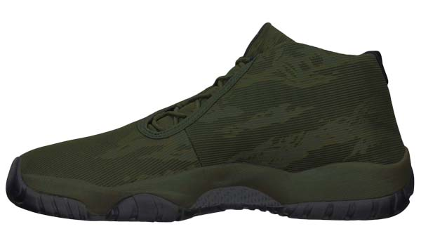 NIKE AIR JORDAN FUTURE [SEQUOIA / BLACK] 656503-301