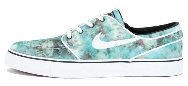 NIKE ZOOM STFAN JANOSKI PR QS [TURBO GREEN/WHITE-BRGHT CITRON] 678472-317