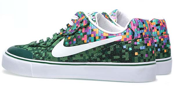 NIKE TIEMPO ZOOM MID 94 JCRD SP [PINE GREEN / PINE GREEN / CARGO GREEN / WHITE] 693204-331