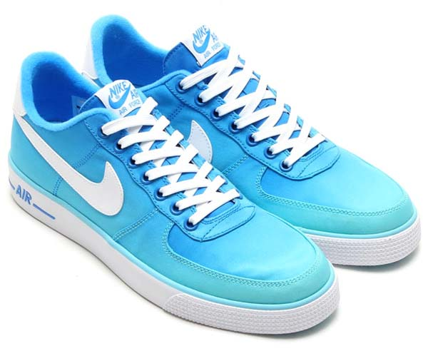 NIKE AIR FORCE 1 AC BR QS [POLARIZED BLUE / WHITE] 694861-400