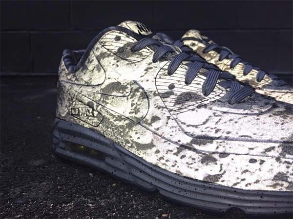 reputable site 0f835 278c3 Nike Air Max Lunar90 Moon Landing Apollo 11 Yellow