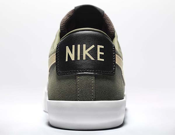 NIKE SB BLAZER LOW GT Pro [ORG KHAKI/BMB-GM LIGHT BROWN-BLACK] 716890-320