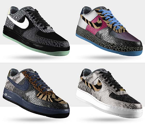 NIKE AIR FORCE 1 LOW GUMBO iD AF1_GUMBO_iD