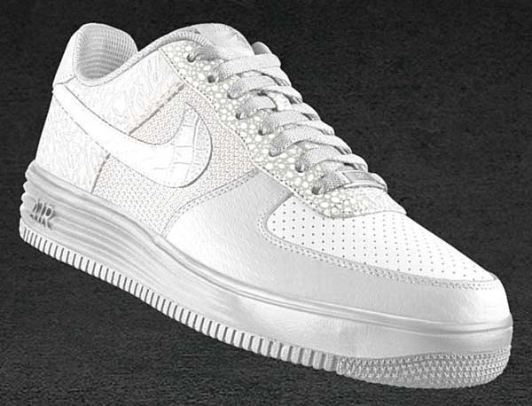 NIKE AIR FORCE 1 LOW PREMIUM iD [WHITE]