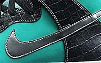 NIKE DUNK HIGH PREMIUM SB TIFFANY [AQUA/CHROME-BLACK] (653599-400)
