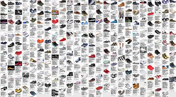 2015年 物欲スニーカーランキング