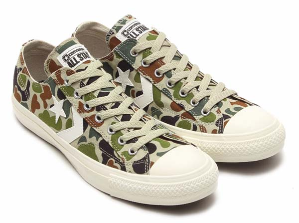 CONVERSE XL CX-2 OX [CAMOUFLAGE] 32760934
