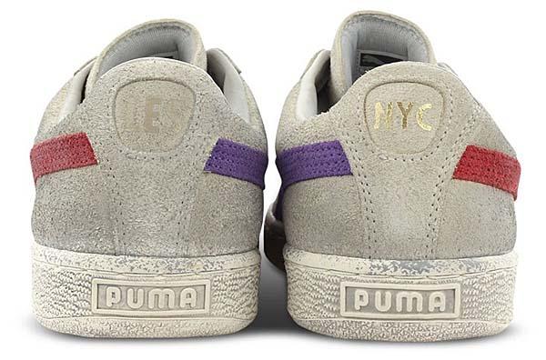 Puma x Alife SUEDE [WHISPER WHITE / AMAZON] 358407-01