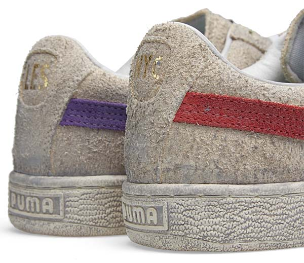 Puma x Alife SUEDE [WHISPER WHITE / AMAZON] 358407-01