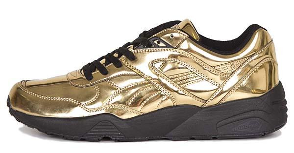 PUMA R698 VASHTIE G [GOLD] 358838-01
