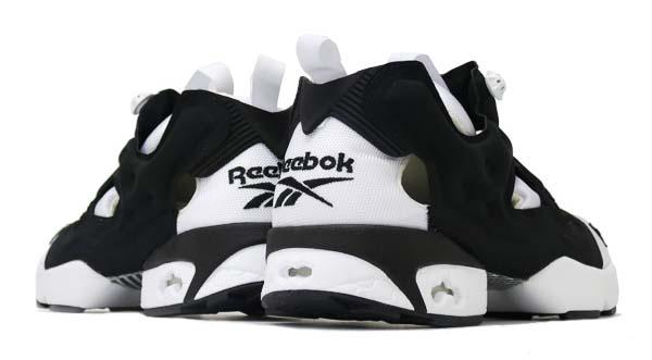 Reebok INSTA PUMPFURY OG [WHITE / BLACK / CREAM WHITE] M48559