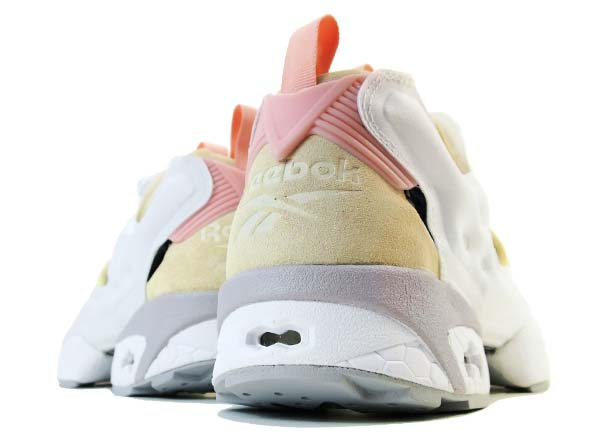 Reebok INSTA PUMPFURY OG YEAR OF SHEEP [CREAM WHITE / STEEL / CORAL GLOW / WHITE] V62597