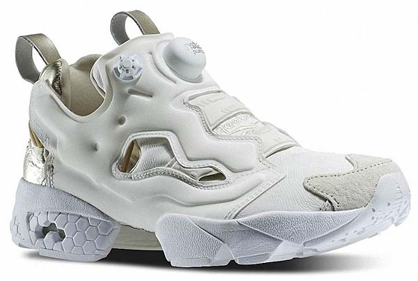 Reebok INSTA PUMP FURY PM [CHALK / WHITE / PAPERWHITE] V62777