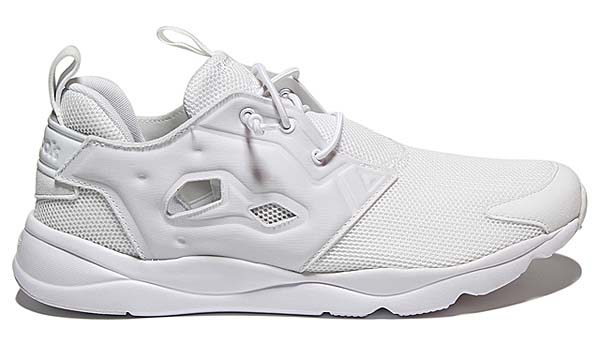 Reebok PURY LITE [WHITE / WHITE] V67158