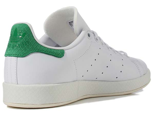 adidas STAN SMITH LUXE W Wrapped Animal Pack [WHITE / GREEN] AF6749