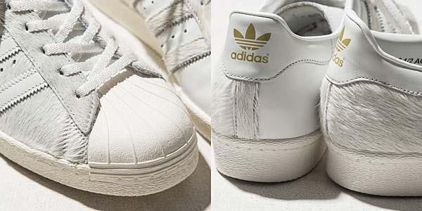adidas Originals SUPERSTAR 80s for ZOZOTOWN [VINTAGE WHITE] AQ5343