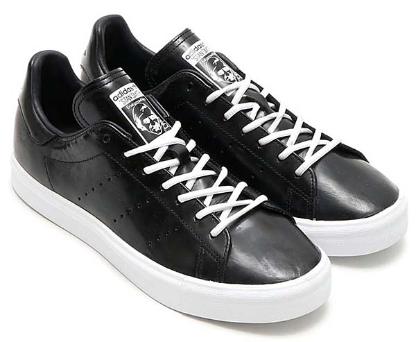 adidas Originals STAN SMITH VULC [Core Black / Running White] B24541