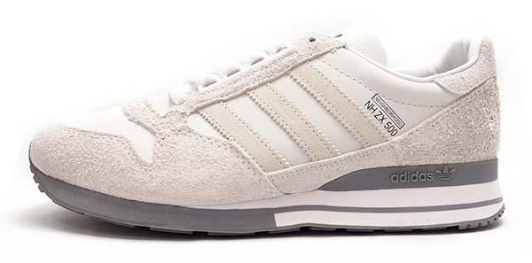 adidas olginals x NEIGHBORHOOD ZX500 CONSORTIUM 10th ANNIVERSARY [WHITE/SUPPLIERCOLOUR/GREY] B26088