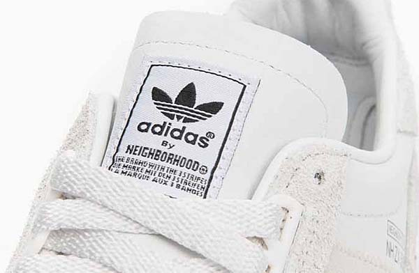 adidas olginals x NEIGHBORHOOD ZX500 CONSORTIUM 10th ANNIVERSARY [WHITE/SUPPLIERCOLOUR/GREY] B26088