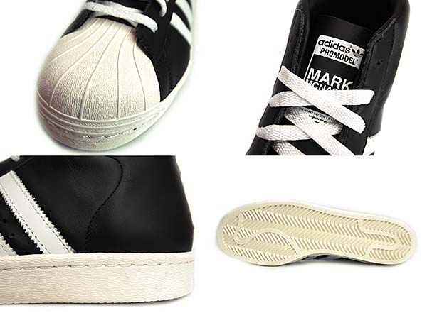 adidas Originals MCN PRO MODEL 84-Lab. [BLACK/WHITE] B26099