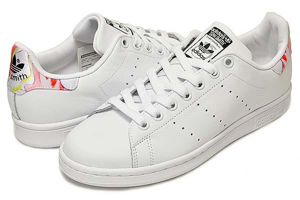 adidas STAN SMITH Rita Ora [FTWR WHITE / FTWR WHITE / CORE BLACK] B34068